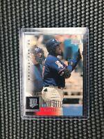 2001 Upper Deck UD Exclusives Silver David Ortiz parallel card #44/100 Big Papi!