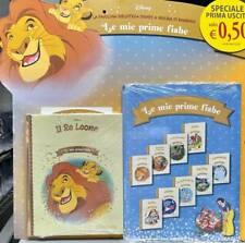 Libro Collana Disney Biblioteca Misura Bambino Le Mie Prime Fiabe n 1 Re Leone
