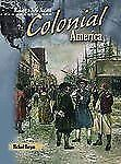 Colonial America (Making a New Nation)-ExLibrary