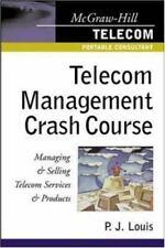 Telecom Management Crash Course (Paperback or Softback)