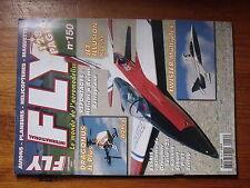 $$2 Revue Fly International N°150 Plan encarte Motopou  Jet Illusion  Twister