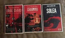Marseilles Trilogy (3 complete) Izzo, Jean-Claude World Noir Literary Mystery