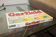 GARFIELD COMIC STRIP GAME 1981 PARKER BROTHERS