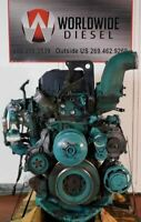 "11""  Volvo D13  Diesel Engine Take Out, 475HP, Good For Rebuild Only"