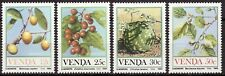 Venda 1985 Mi 112-115 Vruchten, Food of the Veld MNH