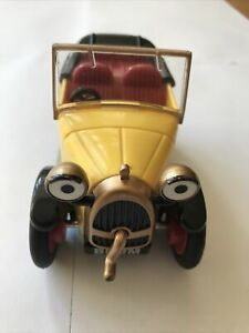 BRUM Car Push Along Friction BBC TV Series - Golden Bear
