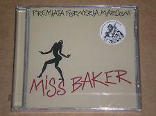 PREMIATA FORNERIA MARCONI (PFM) - MISS BAKER - CD SIGILLATO (SEALED)