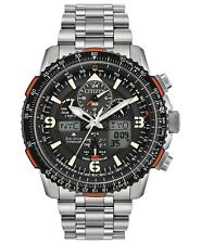 Citizen Homme Titane Skyhawk Eco-Drive Atomique Temps Tenue Montre E35-8018YJ