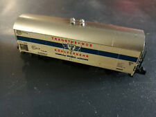 FLEISCHMANN  N-GAUGE  WAGON  COUVERT  ISOTHERME  REFERENCE  8520