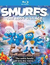 Smurfs: The Lost Village  (Blu-ray Disc, 2017)