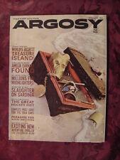 ARGOSY January 1964 LEEWARD ISLANDS ROBERT L FISH