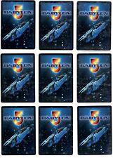 Babylon 5 ccg Wheel Of Fire Uncommon cards Precedence 1/1