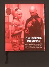 California Infernal 1st Ed Anton LaVey Jayne Mansfield Church of Satan SIGNED!!