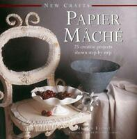 Papier Mache (New Crafts) by Marion Elliot | Hardcover Book | 9780754830054 | NE