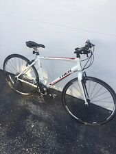"""mens hybrid trek bike 20"""" 51 inch  $560"""