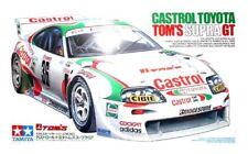 Tamiya Castrol Toyota Tom's Supra GT 1/24 Scale Kit #24163