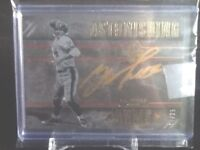 2017 Panini Majestic Astonishing Arms Gold Y. A. Tittle New York Gaints /25 WOW