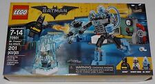LEGO The BATMAN Movie MR. FREEZE ICE ATTACK 70901 ice mech robot security