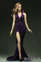 """Custom 1:6 Scale (Fatal Roland) Clothing For 12"""" Phicen Female Large Bust Body"""