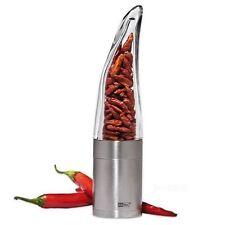 AdHoc Chilli Grinder Cutter Crusher Slicer Pepper Stainless Steel 21cm