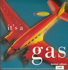 "wedding present it's a gas 7"" uk"