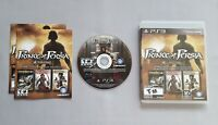 Prince of Persia Classic Trilogy HD (Sony PlayStation 3, 2011)