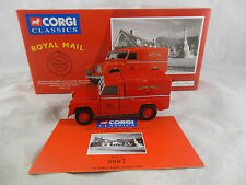 Low Cert Corgi Classics 07401 Royal Mail Land Rover Closed Post office Scale1:43