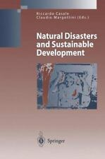 Environmental Science and Engineering: Natural Disasters and Sustainable...