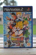 DRAGON BALL Z BUDOKAI TENKAICHI 2 - SONY PLAYSTATION 2 - PS2 - PAL Fr