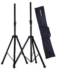 Dj PA Boxenständer Lautsprecherstativ Ständer Boxenstativ Tasche max 30Kg 1,8m