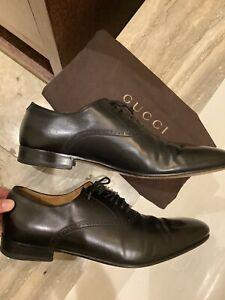Gucci mens shoes 10 Size Pre-owed