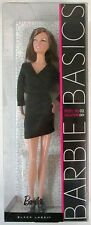 Barbie Basics Black Dress Model No. 02 Collection 001 (Black Label) (NEW)