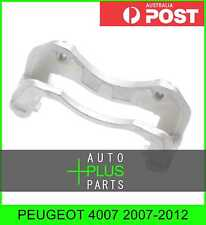 Fits PEUGEOT 4007 2007-2012 - Support Front Brake Caliper