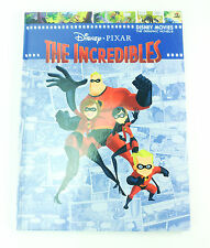 DISNEY GRAPHIC NOVELS - The Incredibles  - FREE UK DELIVERY