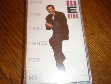 Ben E King CASSETTE Save The Last Dance For Me