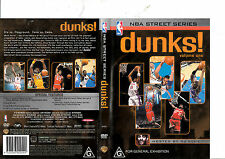 NBA Street Series:Dunks:Vol 1-2004-Hosted by DJ  Clue-Basketball NBA-DVD