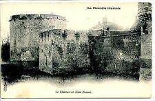 CP 80 SOMME - Le Château de Ham