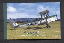New Zealand Aircraft/Aviation Prestige Bklt (n17691)
