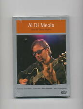 AL DI MEOLA - LIVE NEW DVD - JAZZ GUITAR