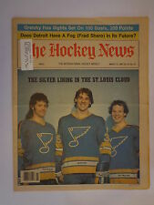 The Hockey News March 12, 1982 Vol.35 No.23 Wilson Pavese Mullen Gretzky Mar '82