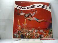 TRAPEZE -(LP)- FROM THE ORIGINAL SOUND TRACK -BURT LANCASTER,TONY CURTIS  - 1956