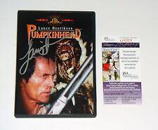 Lance Henriksen Signed Pumpkinhead DVD EXACT PROOF JSA CERT FREE SHIPPING