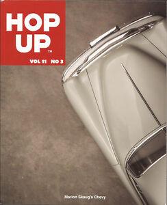 HOP UP magazine. Volume 11, Issue 3.