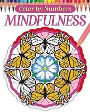 Color by Numbers - Mindfulness by David Woodroffe (Paperback, 2016)