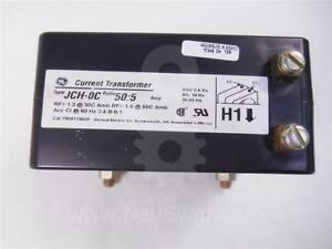 750X112600 - GE JCH-0C CURRENT TRANSFORMER 50:5 SKU016056