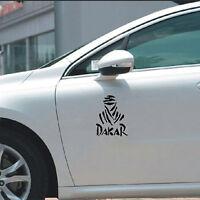 Sticker Dakar decals pegatinas aufkleber car auto moto Car 11X11cm off road P6X6
