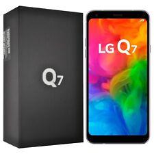 """New 5.5"""" LG Q7 Q610 32GB Single-SIM Violet Android Factory Unlocked 4G SIM-Free"""
