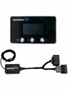 Command Go Throttle Controller + An… Function FOR FORD FOCUS XR5 TURBO (22GO802)