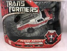 Transformers 2007 Movie Voyager Class Rescue Ratchet MISB