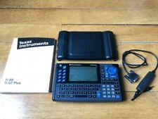 Texas Instruments TI-92 PLUS vintage scientific calculator excellent condition